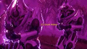 Halo Reach: পরাকাষ্ঠা Sangheili Ultra