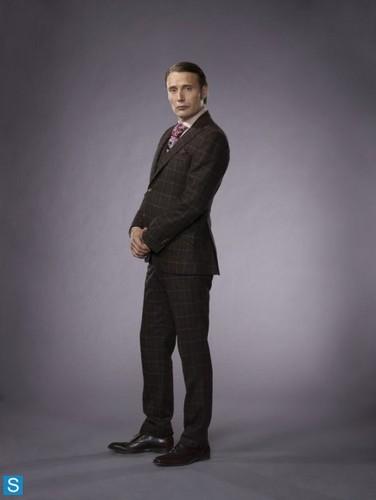 한니발 TV 시리즈 바탕화면 with a business suit, a suit, and a three piece suit called Hannibal Lecter - Season 2