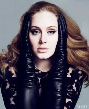 British-Born Singer, Adele
