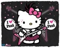 Punk punk punk - hello-kitty photo