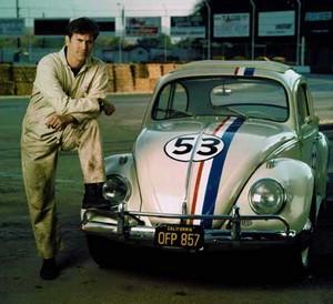 Herbie The VW