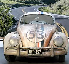 Herbie VW Bug