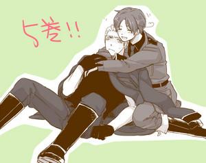 Hug me, Hug me!