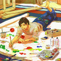Antonio~ (Spain)  - hetalia photo