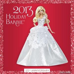 Holiday 芭比娃娃 2013