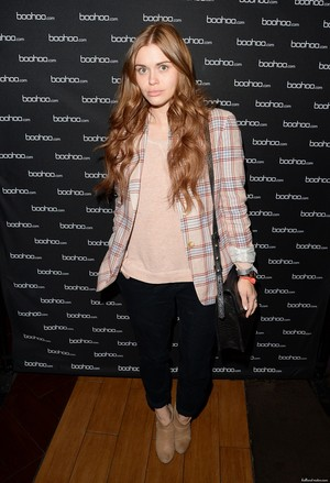Holland attends boohoo.com Hosts Private Event At Hyde Lounge For beyonce concierto