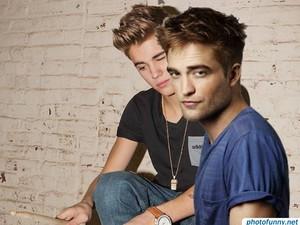 Justin and rob!
