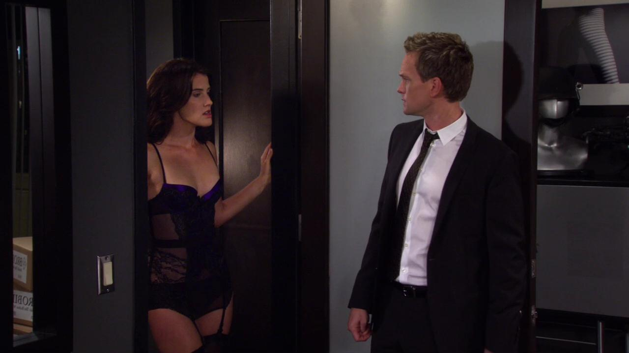 robin how i met your mother hot