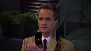 Barney Ask Robin To Merry Him