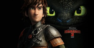 How To Train Your Dragon 2 kertas dinding