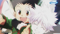 gon x killua - hunter-x-hunter photo