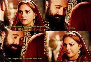 Suleyman:i 爱情 u Hurrem!