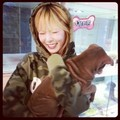 Hyuna Selca Instagram