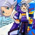Fubuki in skateboard outffit - inazuma-eleven photo