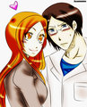 IshiHime - ishida-and-orihime-fan-club fan art