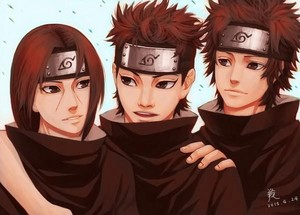 uchiha Friends