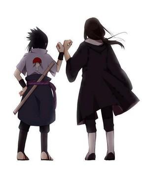 itachi sasuke 4