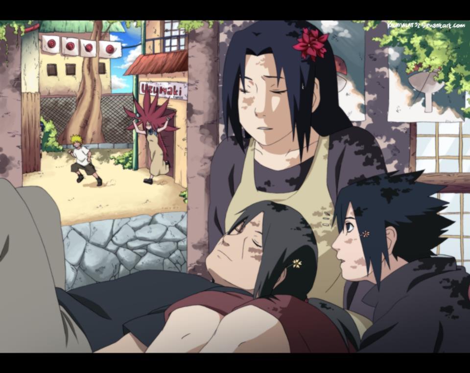Uchiha Family Itachi Uchiha uchiha family 2