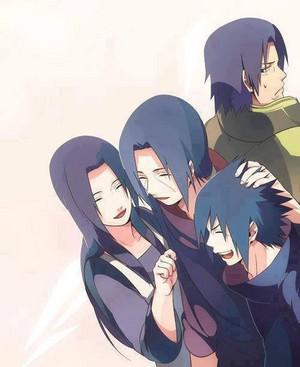 uchiha family 4