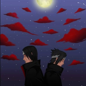 itachi sasuke 7