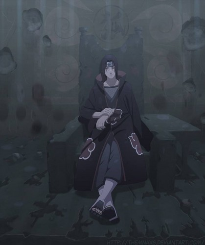 Itachi (sick) Vs Sasori And Deidara