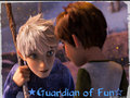 Jack and Jamie - jack-frost-rise-of-the-guardians fan art