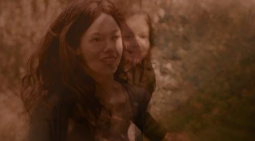 Jacob Black and Renesmee Cullen 壁纸 entitled Jake's Imprint (1)