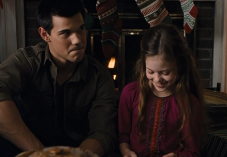Christmas (1) - Jacob Black and Renesmee Cullen Photo ...