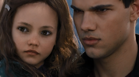 Jacob Black and Renesmee Cullen images Jake and Nessie ...