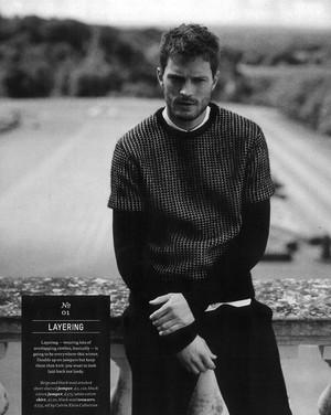 Jamie Dornan<3