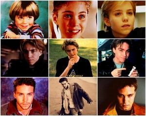 Jon through the years ♥
