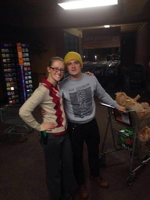 Josh in Kentucky last night (12/10/13)