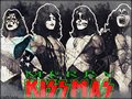 Merry KISSmas - kiss wallpaper