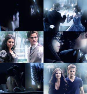 Katherine and Stefan <3