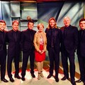 Celtic Thunder on tv in Seattle - keith-harkin photo
