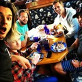 Lunch time with the boys - keith-harkin photo