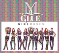Nine Muses – Glue - kpop wallpaper