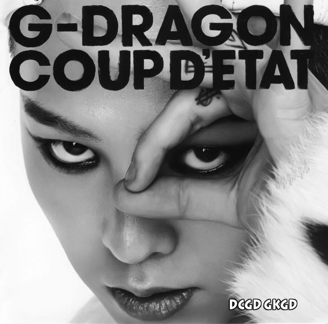 G Dragon Coup Detat Japanese Kpop Wallpaper 36224558