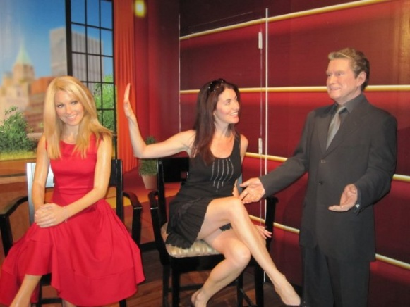 Kyla Grogan images Kyla Grogan talks to Regis Pheblin - (2012 ...