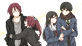 Matsuoka and Nase Siblings