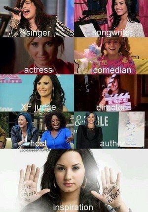 Most of all, she's a lifesaver
