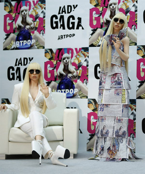 Lady GaGa Dolls