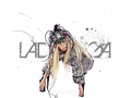 Lady Gaga Vogue Germany - lady-gaga wallpaper