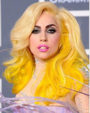 blonde 2 tone