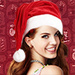 Christmas icons - lana-del-rey icon