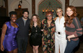 Laura Prepon, Natasha Lyonne, Jason Biggs, Taylor Schilling and Jenji Kohan on OITNB Screening