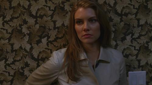 Lauren Cohan achtergrond called LC as Bela Talbot in SPN Screencaps