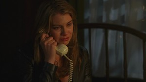 LC as Bela Talbot in SPN Screencaps