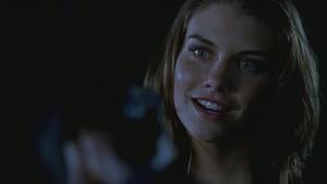 LC as Bela Talbot in SPN Screencaps