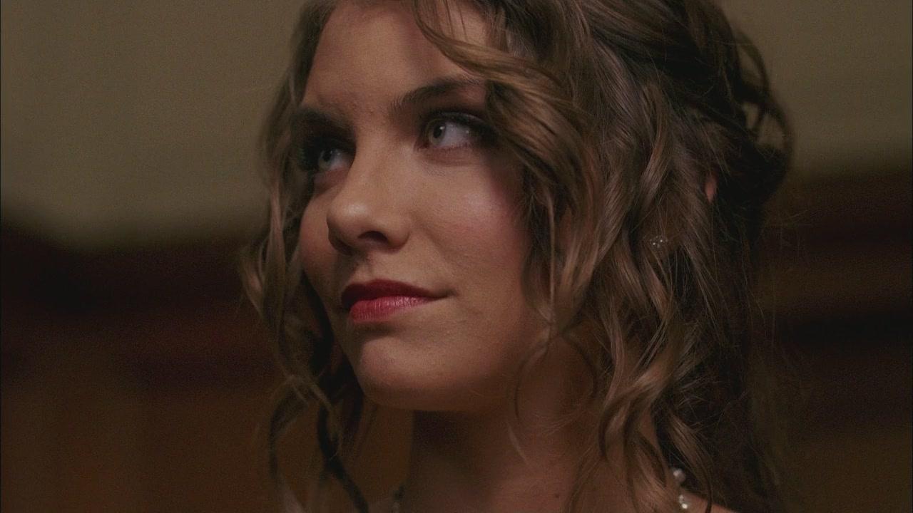 LC as Bela Talbot in SPN Screencaps - Lauren Cohan Photo